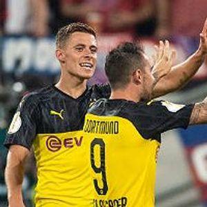 KFC Uerdingen 0:2 Borussia Dortmund