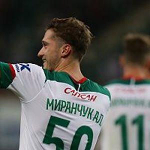 Lokomotiv Moscow 1:1 Rubin Kazan