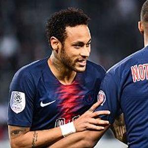 Paris Saint-Germain 3:1 Monaco