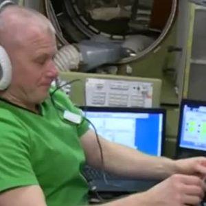 Руски космонавти гласуваха от МКС