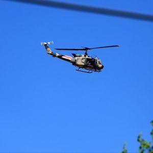 Хеликоптер се разби в Германия, трима души загинаха