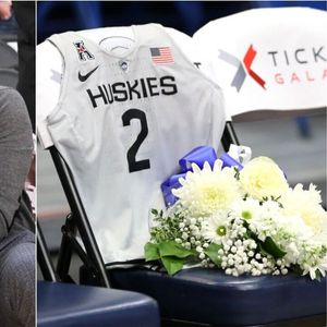 Gianna Bryant Honored With Jersey From UConn Women's Team She Aspired To Join