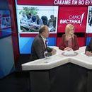"Мирче Адамчевски и Љупчо Ристовски во ""Само Вистина"" 19.3.2019"