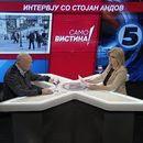 """Стојан Андов во """"Само Вистина"""" 22.3.2019"""