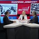"""Александар Даштевски и Алберт Муслиу во """"Само Вистина"""" 10.12.2018"""