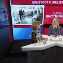 """Солза Грчева и Насер Зибери во """"Само Вистина"""" 24.4.2019"""