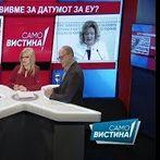 """Бранко Героски и Љубиша Николовски во """"Само вистина"""" 21.03.2019"""