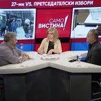"""Петар Арсовски и Лирим Дулови во """"Само Вистина"""" 21.2.2019"""