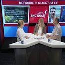 """Иванка Василевска и Мирче Адамчевски во """"Само Вистина"""" 25.6.2019 2 дел"""