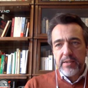 Ксавие Лапер дьо Кабан: По-притеснителна ще е икономическата криза, която ще последва след 6-7 месеца