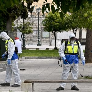 Пет нови жертви на COVID-19 в Гърция