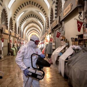 От 1 юни започва нормализация на живота в Турция