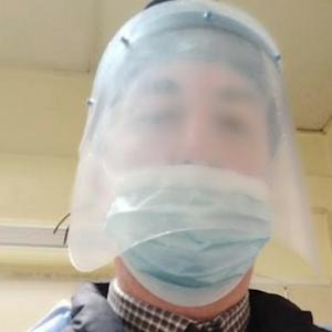 Инж. Ценков от Републиканци за България се включи като доброволец в борбата срещу COVID-19 във Видинската болница