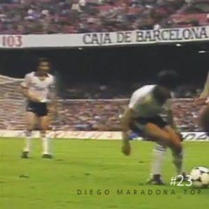 ТОП 50 најдобри потези на Диего Марадона! Среќен 60-ти, легендо!