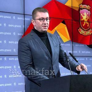 Мицкоски: Никаков одговор од власта за последната изјава на Захариева