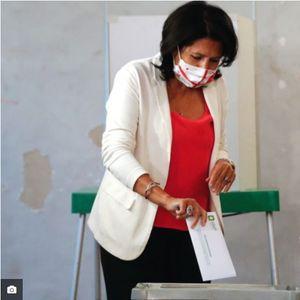 Парламентарни избори во Грузија