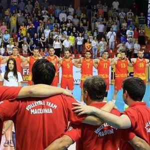 Македонските одбојкари ги дознаа термините за квалификации за ЕП 2021