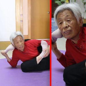 Баба прави шпага на 82 години