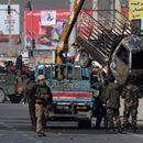Ракетен напад на Кабул, загинаа најмалку осум лица