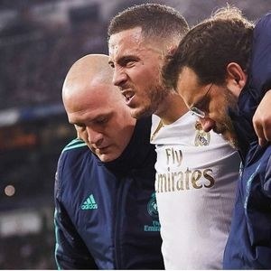 Азар се повреди по осми пат за 16 месеци во Реал Мадрид, имаше 12 повреди за седум години во Челзи