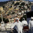Бразил: Најмногу заразени од почетокот на септември – 50.909