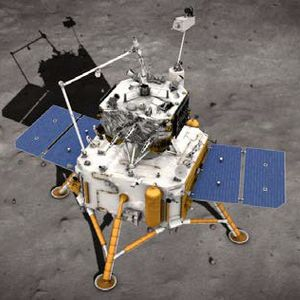 Кинеското летало Чанг 5 успешно слета на Месечината