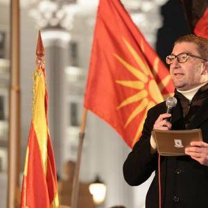 СДСМ: Опасни и штетни за граѓаните се обидите на Мицкоски да го блокира Собранието