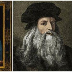 Автентична копија на слика од Леонардо да Винчи, стара 500 години, случајно пронајдена во стан во Неапол