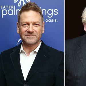 Кенет Брана ќе го глуми Борис Џонсон во ТВ-серија за короната
