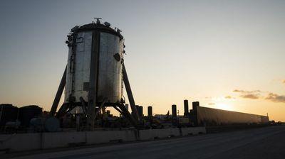 SpaceX во спор со тексашка нафтена компанија
