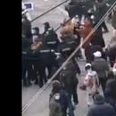 Полицијата го растури карневалот во Вевчани, фрштеа пцовки од василичарите на дефилето
