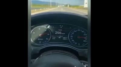 Лудува со 255 километри на час на автопат и се фали на Тик-ток