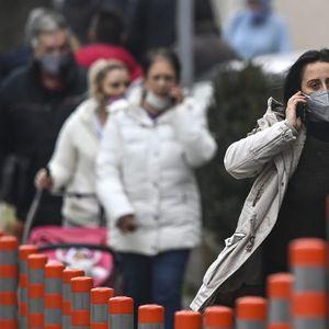 650 санкции за неносење маски