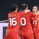 """Македонија """"скокна"""" три места на ФИФА листата"""