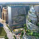 Новото седиште на Amazon ќе биде во форма на спирална стаклена кула