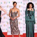 Модата на црвениот тепих, најубавите фустани на ѕвездите на БАФТА