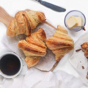 Француски кроасани по оригинален рецепт