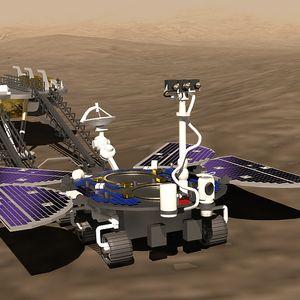 Кинескиот ровер во следните денови пристигнува на Марс во потрага по живот
