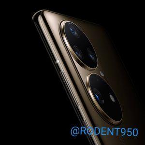 Објавени вистински рендери за еден од смартфоните од Huawei P50 серијата