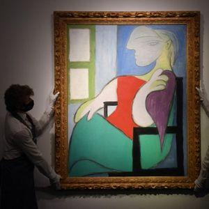 Слика на Пикасо продадена за 20 минути по цена од 103 милиони долари