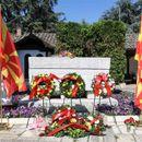 Владина делегација оддаде почит и положи цвеќе на гробот на Гоце Делчев