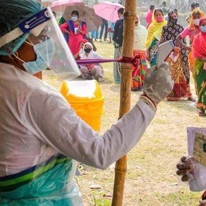 Коронавирусот опасно им се заканува на руралните области во Индија