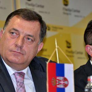 Додик: Одлуката на Парламентот на Црна Гора за Сребренаница е непријателски чин
