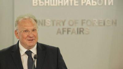 Меѓу најважните цели на Софија е Западен Балкан да влезе во ЕУ, вели шефот на бугарската дипломатија