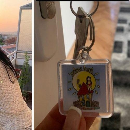 Кристина Арнаудова реновираше домови на две семејства и им ги даде клучевите: Толку многу емоции во еден ден