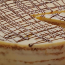 Летна бисквит торта без печење