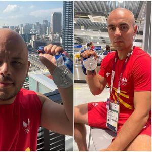 Тренерите на Дејан Георгиевски се откажаа од државната премија: Таа треба да e само за олимпискиот вицешампион