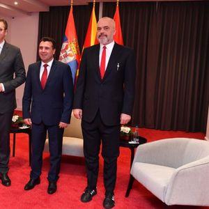 Вучиќ и Рама на Економски форум во Скопје