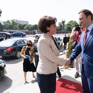 Османи-Гервала: Продлабочување на добрососедските односи во интерес на двете држави и нивната европска иднина