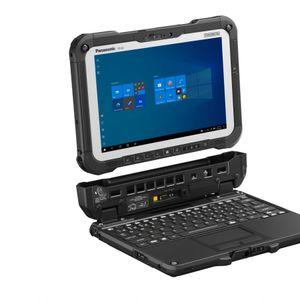 Panasonic го претстави 2-во-1 Toughbook G2 со модуларни додатоци